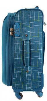 """Чемодан текстильный """"Borgo-Antico"""", средний"""
