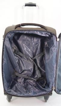 """Чемодан текстильный """"Js-bags"""", маленький"""