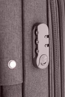 """Чемодан текстильный """"4Roads"""", средний"""