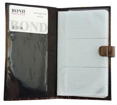 "Визитница ""Bond"""