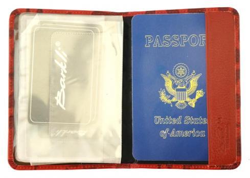 """Обложка для паспорта """"Barkli"""""""