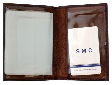 """Обложка для паспорта """"SMC"""""""