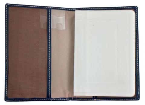 """Обложка для паспорта """"JCCS"""""""