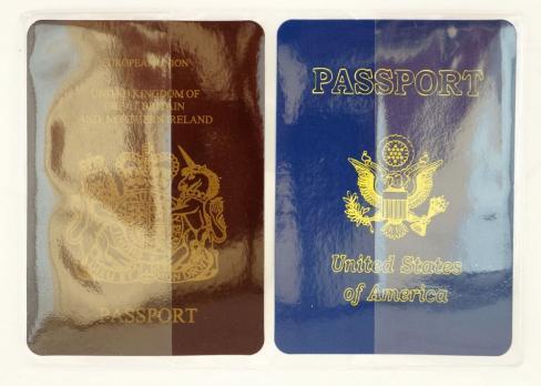 """Обложка для паспорта прозрачная """"Matoon"""""""